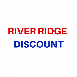 RIVER RIDGE DISCOUNT